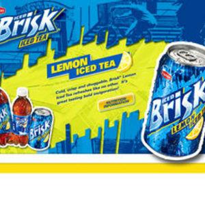Lipton - Brisk Lemon Iced Tea