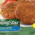 MorningStar Farms Veggie Sausage Patties