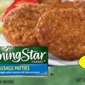 MorningStar Farms Veggie Sausage Patties