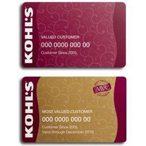 Kohls - Credit Card
