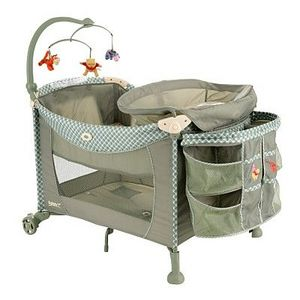 Safety 1st Disney Baby Care Center Play Yard
