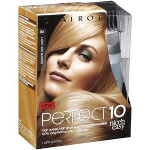Clairol Nice N Easy Perfect 10 Hair Color