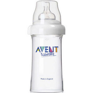 Philips Avent Tempo Nurser Plastic Baby Bottles