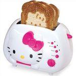 Hello Kitty 2-Slice Toaster KT5211
