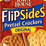 Keebler - TownHouse FlipSides Pretzel Crackers