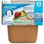 Gerber NatureSelect 2nd Foods (All varieties)