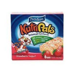 Pediasure NutriPals Strawberry and Yogurt Snack Bars