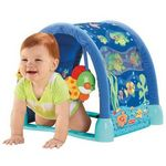 Fisher Price Ocean Wonders Kick & Crawl Aquarium