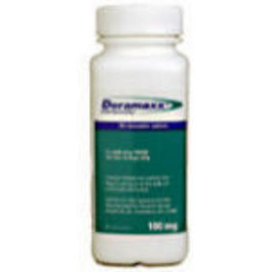 Deramaxx 100Mg Bottle (30 Ct.)
