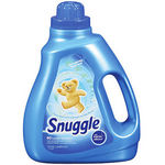 Snuggle Blue Sparkle 3X Concentrate Liquid Fabric Softener