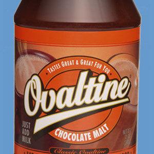 Ovaltine - Classic chocolate malt mix