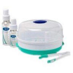 Dr. Brown's Four Bottle Microwave Steam Sterilizer