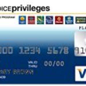 Bank of America - Choice Privileges Visa Card
