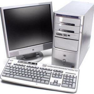 HP Pavillion a1120n desktop computer