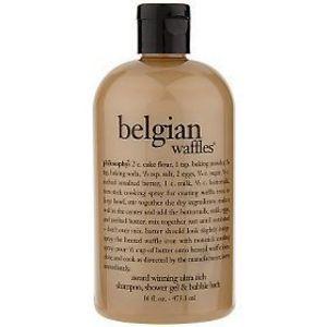 Philosophy Belgian Waffles 3-in-1 Shower Gel