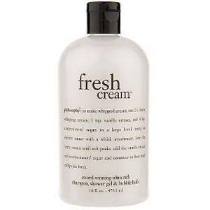 Philosophy Fresh Cream 3-in-1 Bodywash