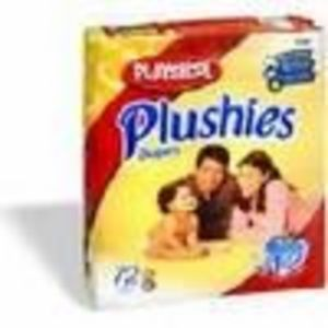 Playskool Plushies Diapers