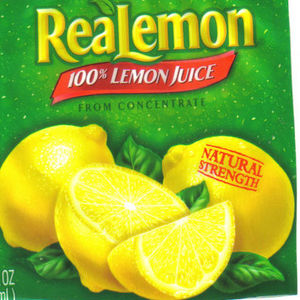 Mott's, Incorporated ReaLemon Juice