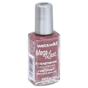 Wet n Wild Mega Last Strengthening Nail Color - All Shades