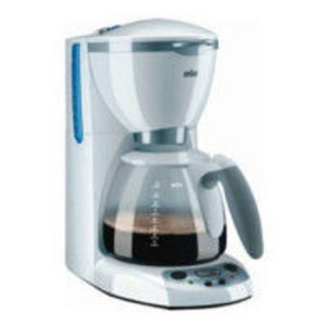Braun 10-Cup AromaDeluxe Time Control Coffeemaker