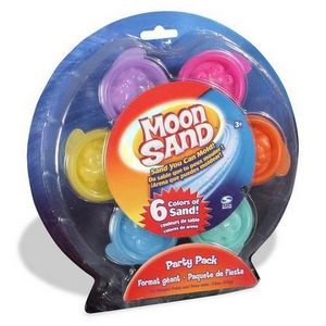 Spinmaster Moon Sand - All