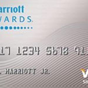Chase - Marriott Rewards Visa Signature Card