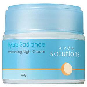 Avon Hydra-Radiance Moisturizing Night Cream