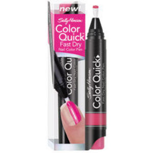 Sally Hansen Color Quick Fast Dry Nail Color Pen - All Shades