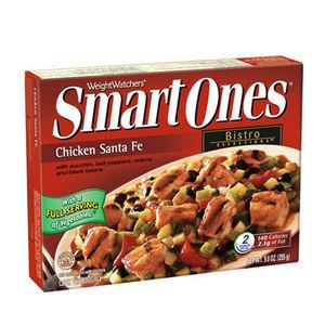 Weight Watchers Smart Ones Chicken Santa Fe