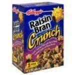 Kellogg's Raisin Bran Crunch