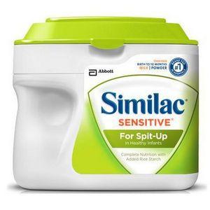 Similac Sensitive for Spit-Up Baby Formula