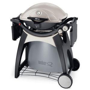 Weber Q 320 Portable Propane Grill