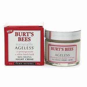 Burt's Bees Naturally Ageless Night Cream