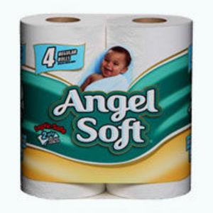 Angel Soft Double Roll Bathroom Tissue
