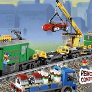 LEGO City Train Kit 7989
