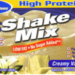 Carb Solutions High Protein Shake Mix