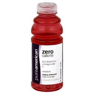 Pure American - Zero Calorie Vitamin Enhanced Water Beverage