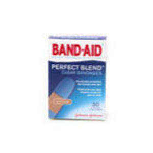 Band-Aid Clear Adhesive Bandages