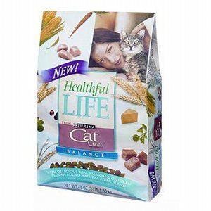 Purina Cat Chow Healthful Life Dry Cat Food