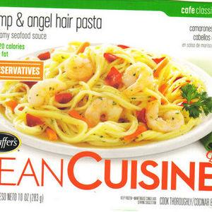 Lean Cuisine Shrimp & Angel Hair Pasta