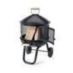 Arctic Products HMS-1017 Charcoal Gas Grill