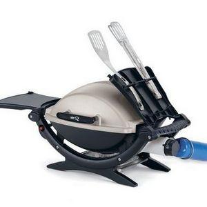 Weber Q 120 Portable Propane Grill