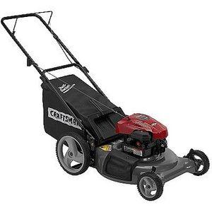 Craftsman Torque 5.5 Torque 21 '' 3-in-1 Push Lawn Mower
