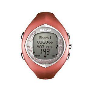Polar F11 Heart Rate Monitor - Pink Fizz