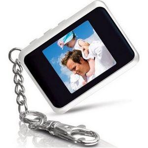 Coby - 1.5 Inch Keychain Digital Photo Frame