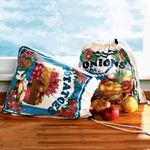 The Home Marketplace Potato/Onion Storage Bag Set