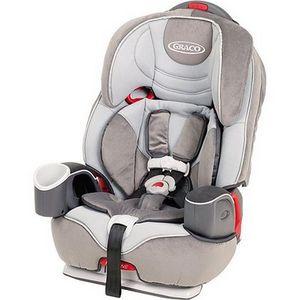 Graco Nautilus 3-in-1 Car Seat
