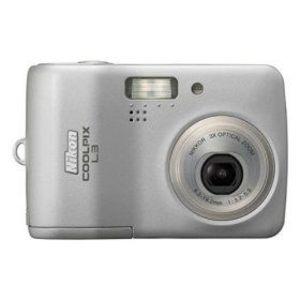 Nikon - Coolpix L3 Digital Camera