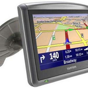TomTom One XL XL-S Bluetooth Portable GPS Navigator