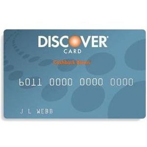 Discover - Open Road Credit Card